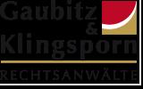Uta-Maria Gaubitz | Anwältin Logo